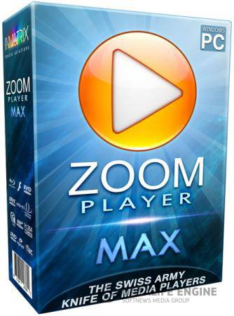 Zoom Player MAX 13.7 Build 1370 RePack by D!akov