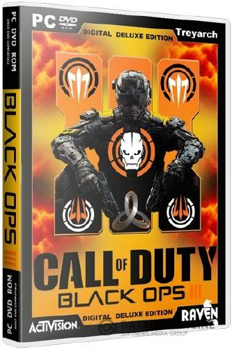 Call of Duty: Black Ops III (2015/RUS/ENG/MULTI)